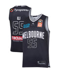 melbourne-united-19-20-authentic-home-jersey-shea-ili - Front and Back Image