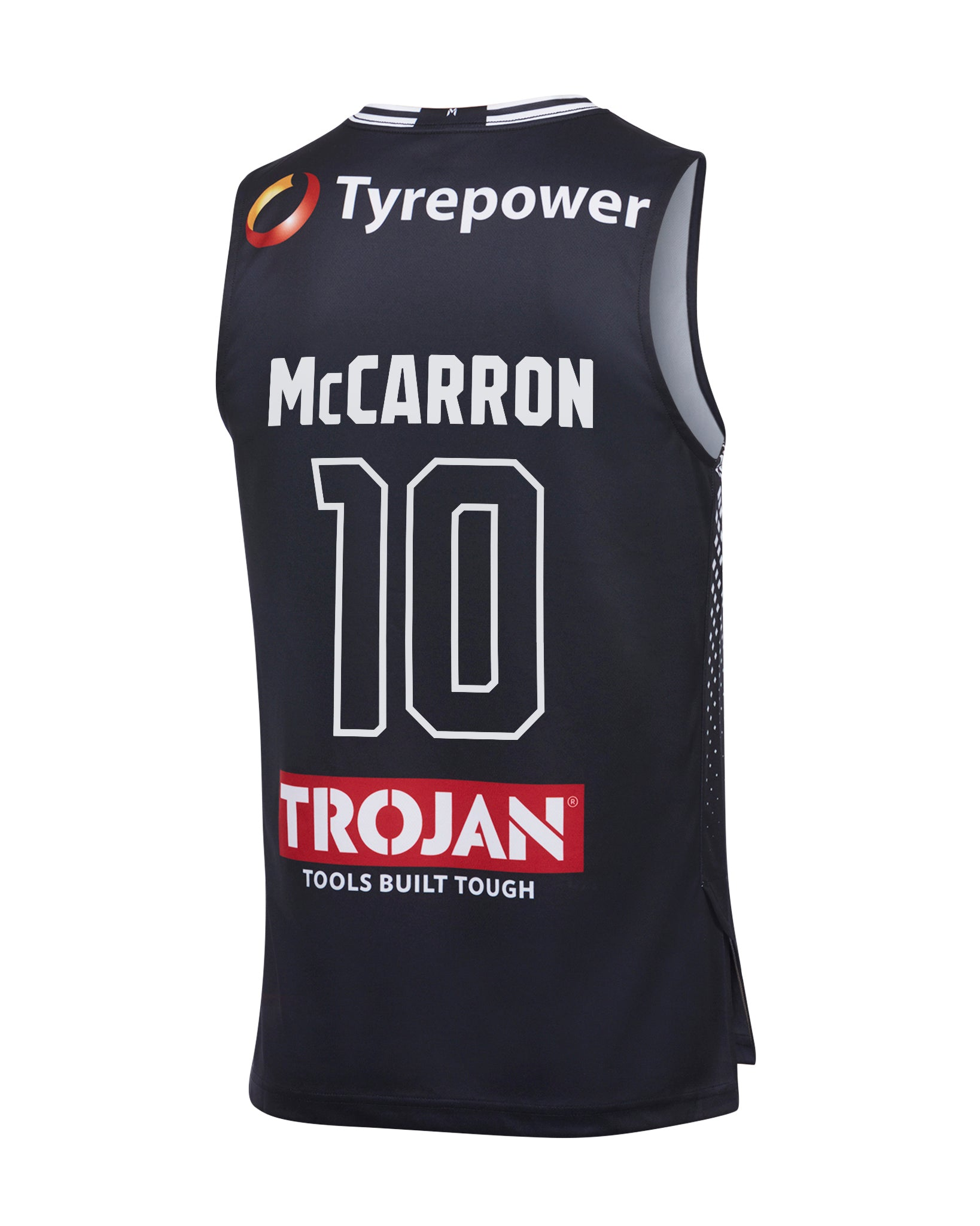melbourne-united-19-20-authentic-home-jersey-mitch-mccarron - Back Image