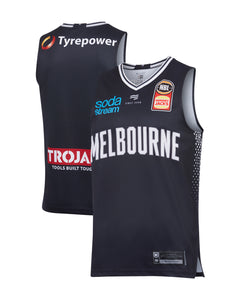 Melbourne United 19/20 Authentic Home Jersey
