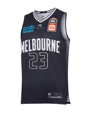 melbourne-united-19-20-authentic-home-jersey-casey-prather - Front Image