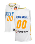 Personalised Brisbane Bullets 19/20 Authentic Away Jersey