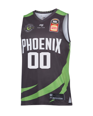 Personalised S.E. Melbourne Phoenix 19/20 Authentic Home Jersey