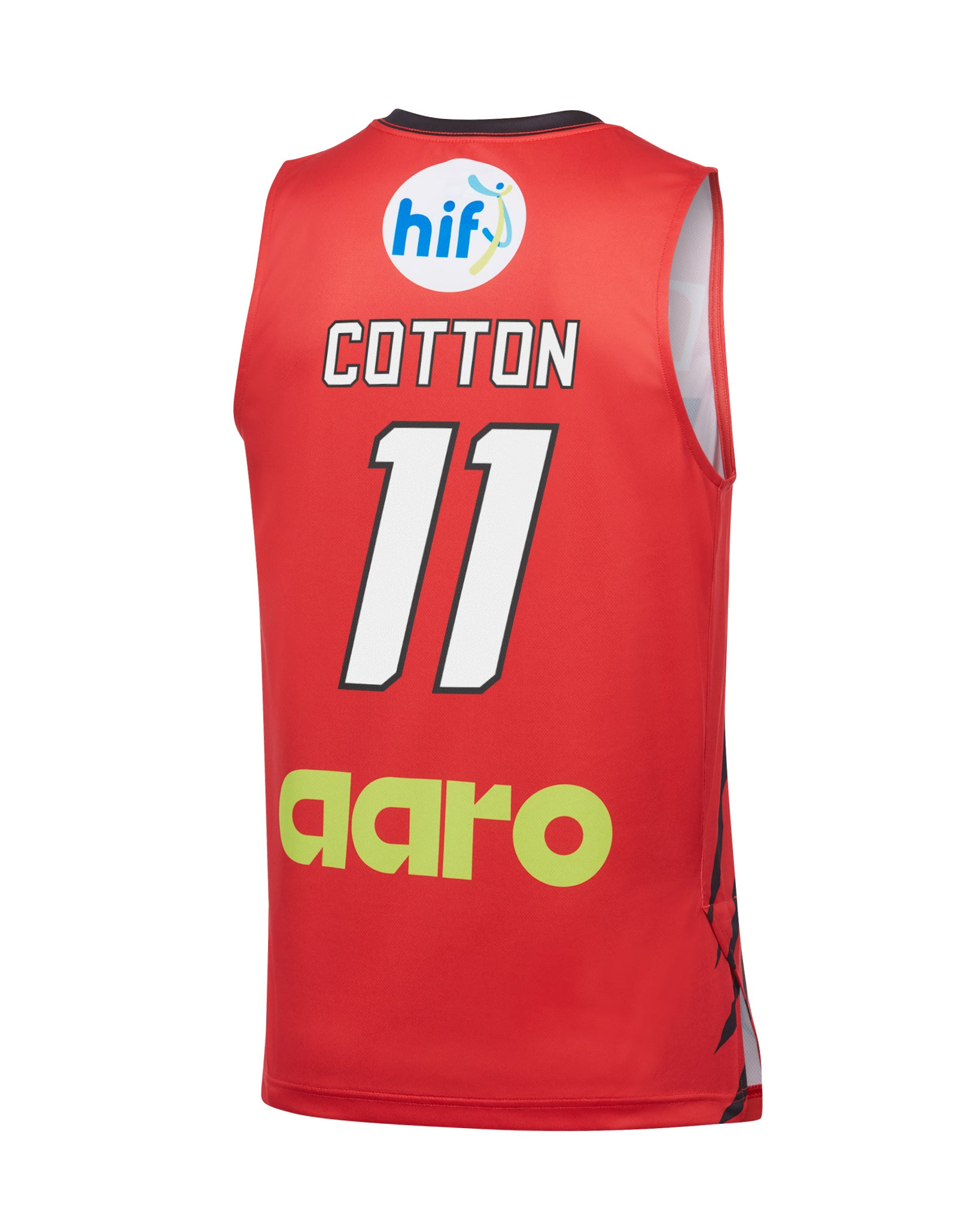 Perth Wildcats 19/20 Authentic Home Jersey - Bryce Cotton