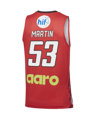 Perth Wildcats 19/20 Coast To Coast Bundle - Damian Martin