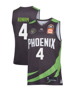 s-e-melbourne-phoenix-19-20-authentic-home-jersey-kyle-adnam - Front and Back Image