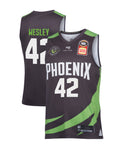 s-e-melbourne-phoenix-19-20-authentic-home-jersey-tai-wesley - Front and Back Image