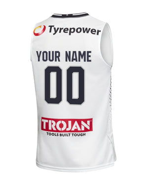 Personalised Melbourne United 19/20 Authentic Away Jersey