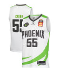 S.E. Melbourne Phoenix 19/20 Authentic Away Jersey - Mitch Creek