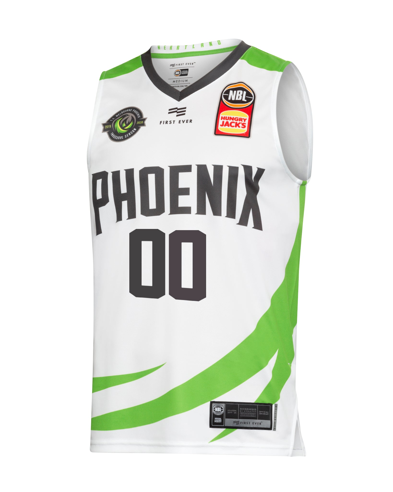 S.E. Melbourne Phoenix 19/20 Authentic Away Jersey - Other Players