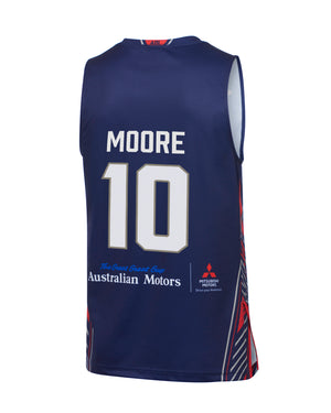 adelaide-36ers-19-20-authentic-home-jersey-ramone-moore - Back Image