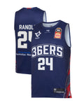 Adelaide 36ers 19/20 Authentic Home Jersey - Jerome Randle