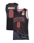 illawarra-hawks-19-20-authentic-home-jersey-aaron-brooks - Front and Back Image