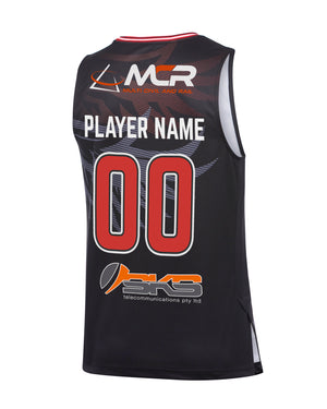 Illawarra Hawks 19/20 Authentic Home Jersey - Other Players (with SLAM)