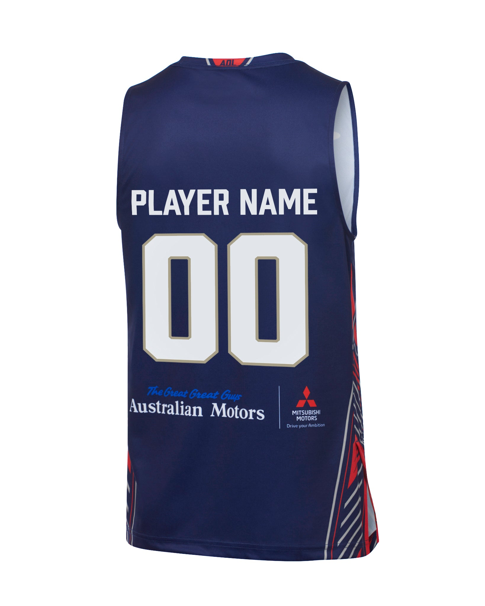 Adelaide 36ers 19/20 Authentic Home Jersey - Other Players