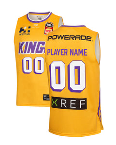 Sydney Kings 19/20 Authentic Away Jersey - Other Players