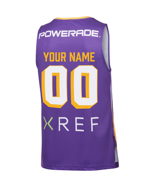 Personalised Sydney Kings 19/20 Authentic Home Jersey