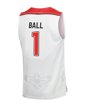 Illawarra Hawks 19/20 Authentic Away Jersey - LaMelo Ball (without SLAM)