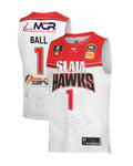 Illawarra Hawks 19/20 Authentic Away Jersey - LaMelo Ball (with SLAM)