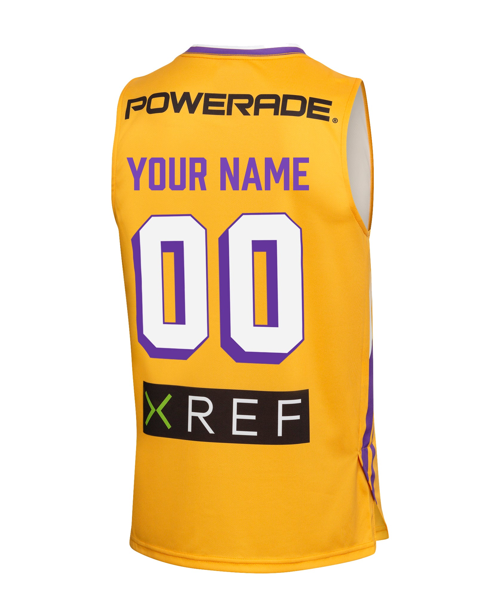 Personalised Sydney Kings 19/20 Authentic Away Jersey