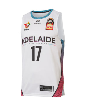Adelaide 36ers 19/20 Authentic City Jersey - Eric Griffin