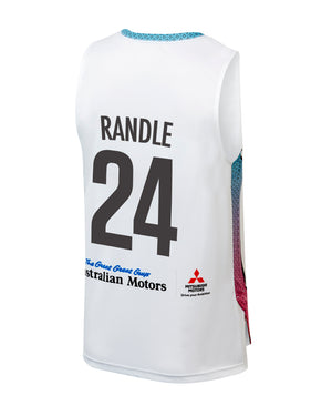 Adelaide 36ers 19/20 Authentic City Jersey - Jerome Randle