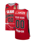 Personalised Illawarra Hawks 19/20 Authentic City Jersey