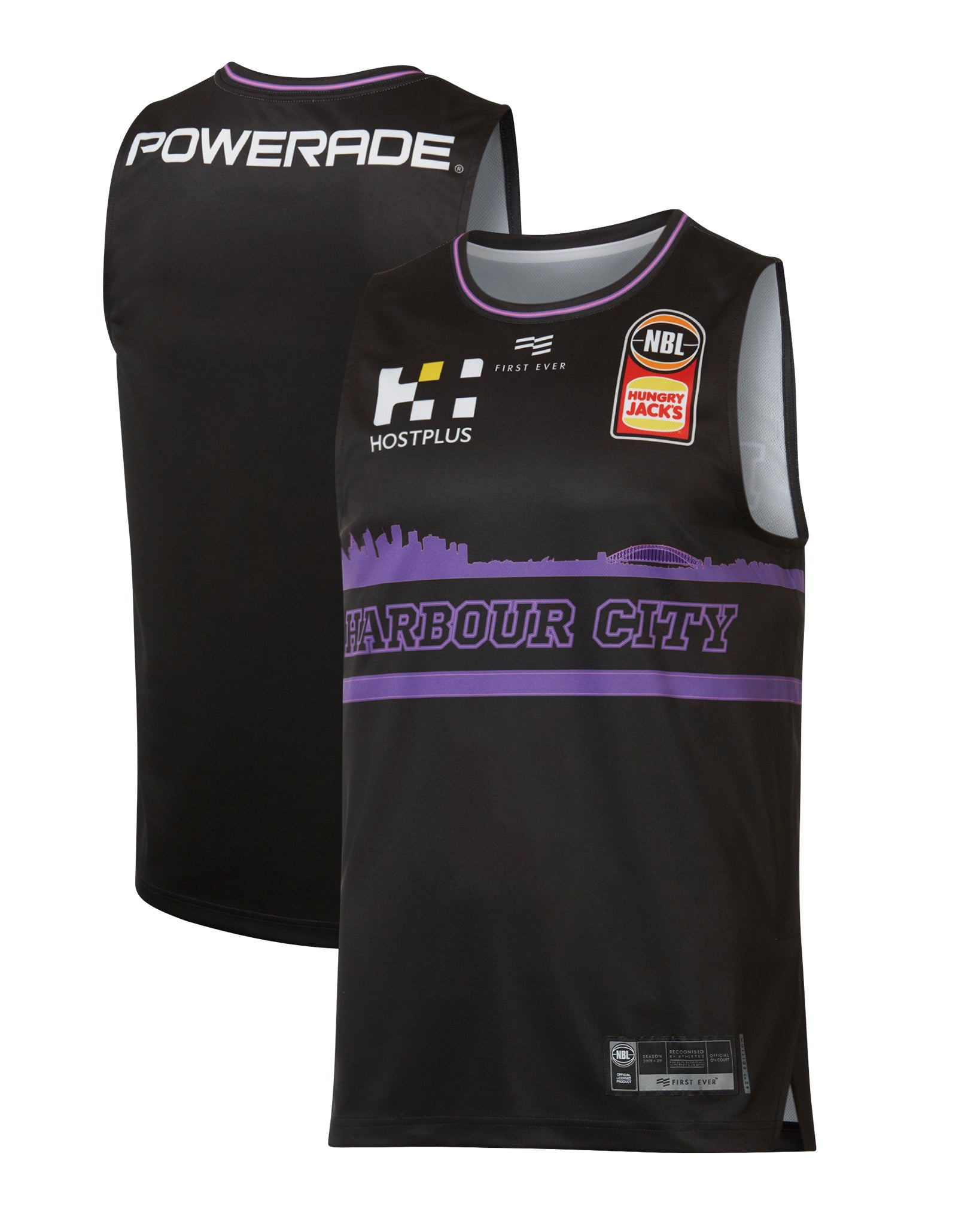 Sydney Kings 19/20 Authentic City Jersey