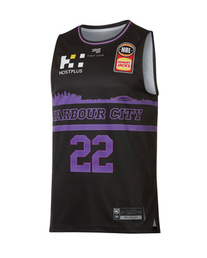 Sydney Kings 19/20 Authentic City Jersey - Casper Ware Jr.