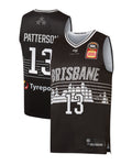 Brisbane Bullets 19/20 Authentic City Jersey - Lamar Patterson