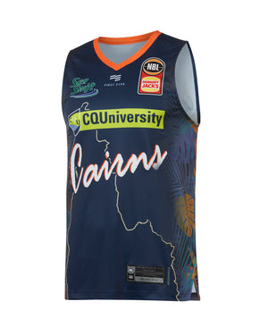 Cairns Taipans 19/20 Authentic City Jersey