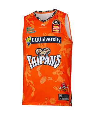 Cairns Taipans 19/20 Looney Tunes Jersey