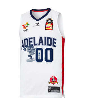 Personalised Adelaide 36ers 19/20 Looney Tunes Jersey