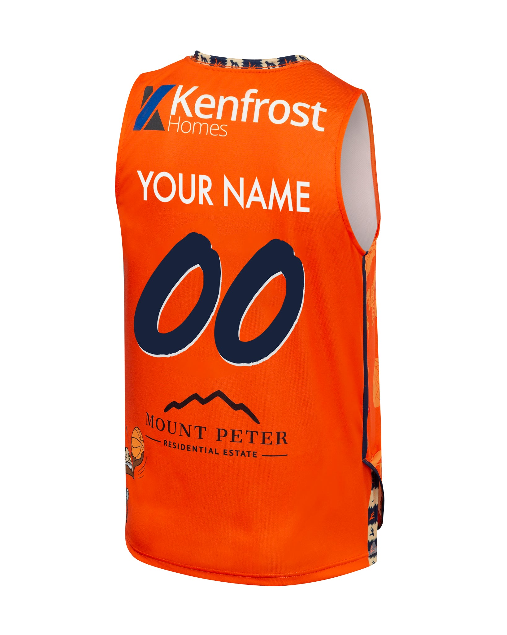 Personalised Cairns Taipans 19/20 Looney Tunes Jersey