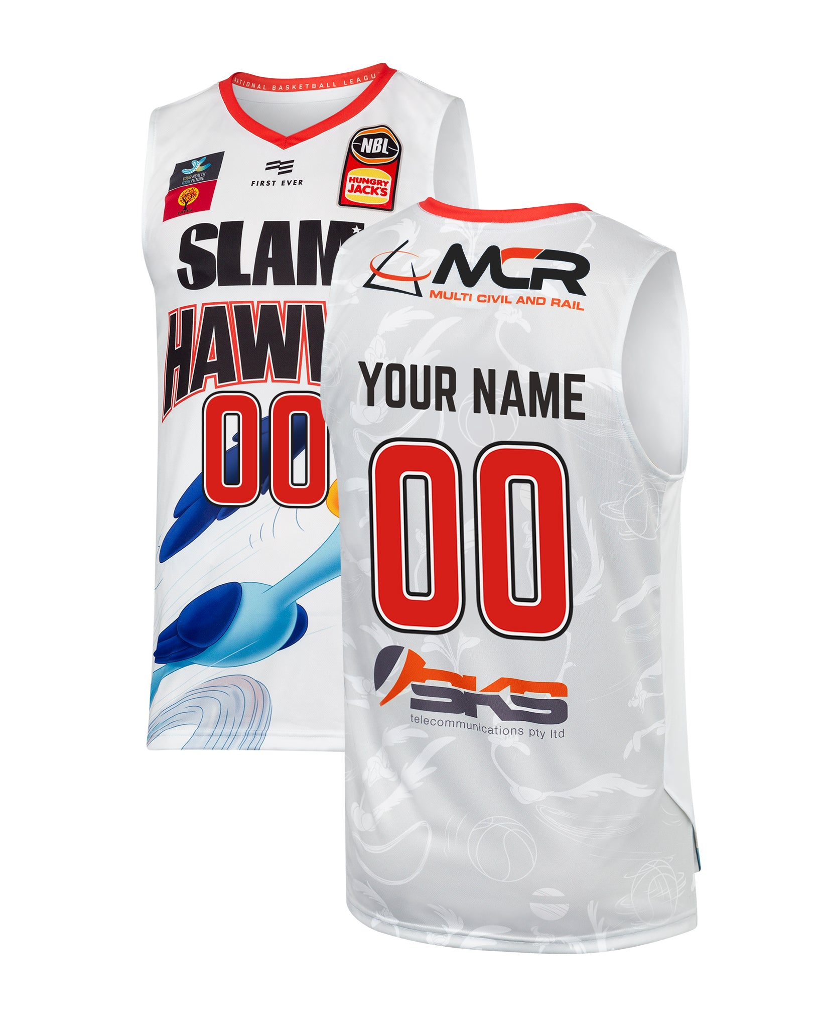 Your Jersey Personalised jerseys with your name and number