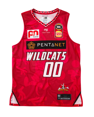 Personalised Perth Wildcats 19/20 Looney Tunes Jersey