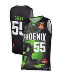 S.E. Melbourne Phoenix 19/20 Looney Tunes Jersey - Mitch Creek