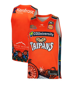Cairns Taipans 19/20 Indigenous Jersey