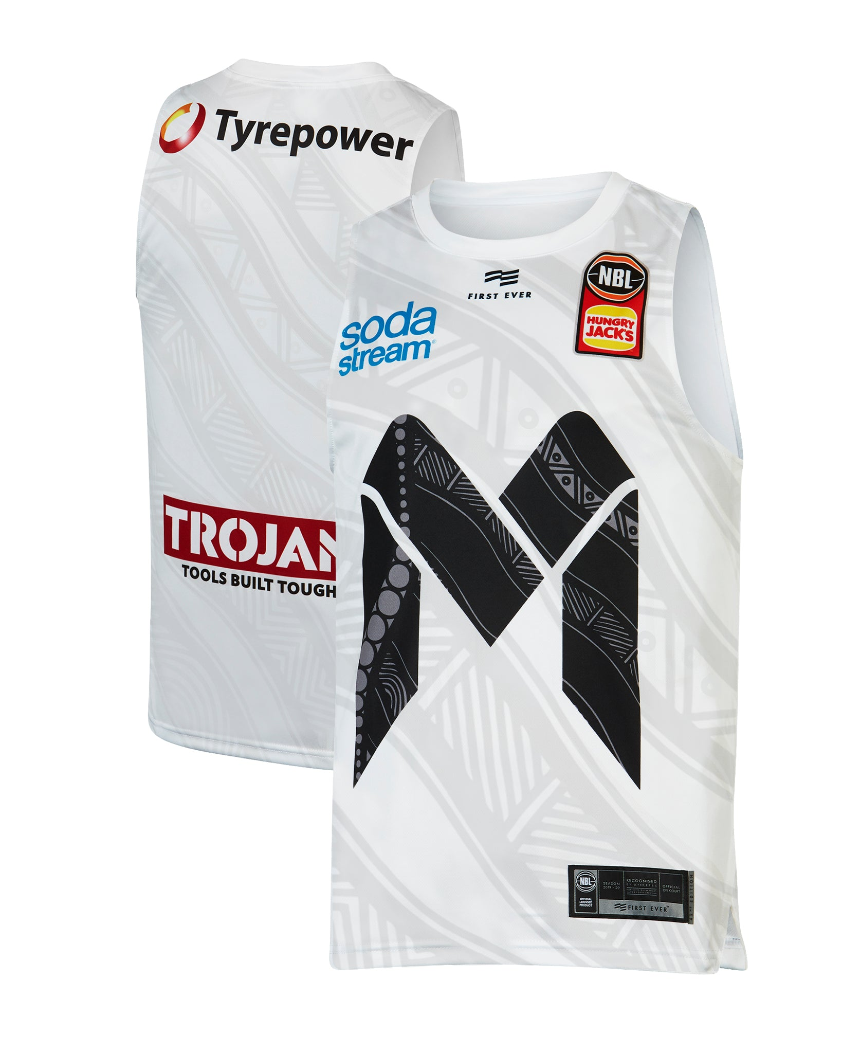 Melbourne United 19/20 Indigenous Jersey