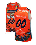 Personalised Cairns Taipans 19/20 Indigenous Jersey