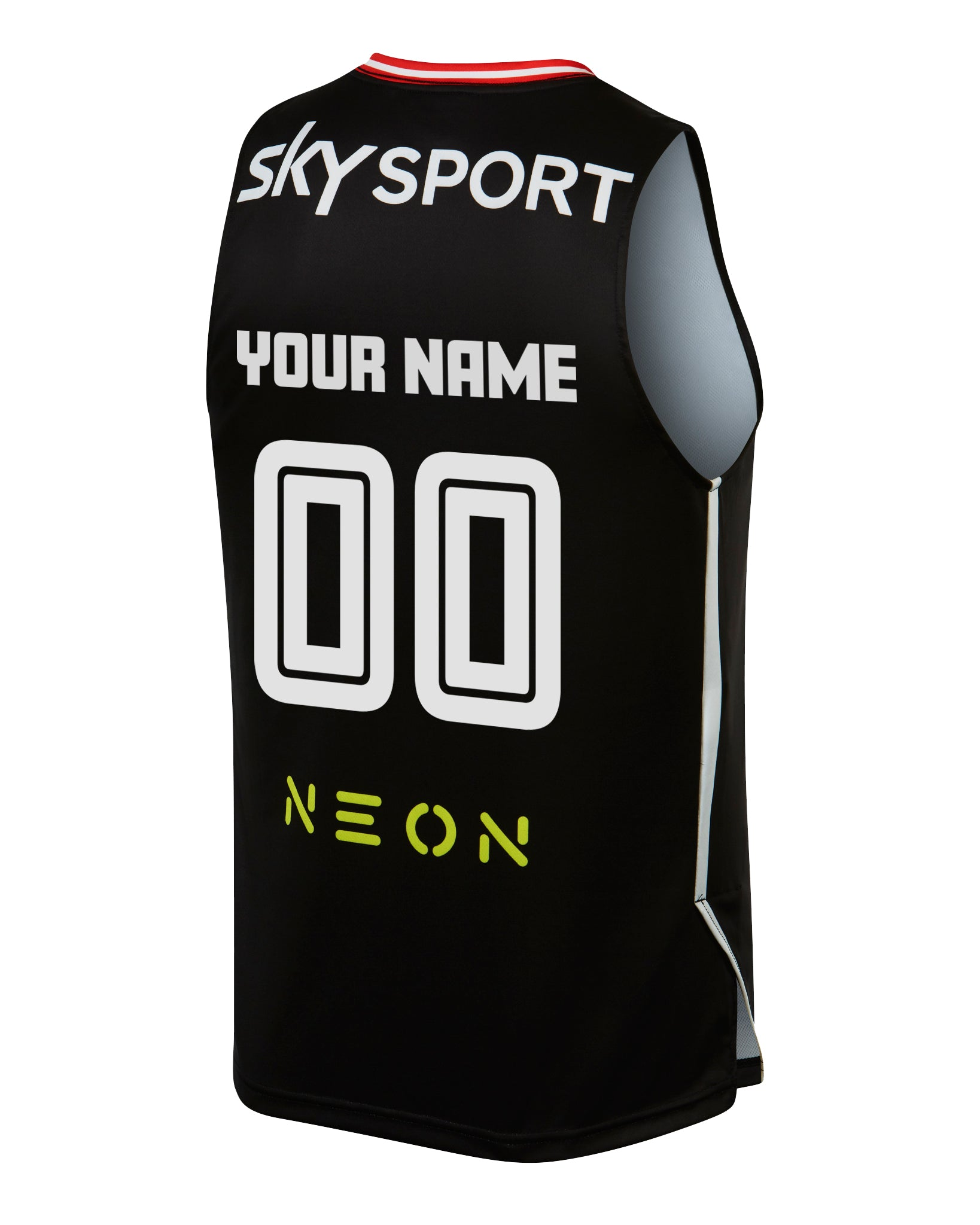 Personalised New Zealand Breakers 19/20 Indigenous Jersey