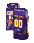 Personalised Sydney Kings 19/20 Indigenous Jersey