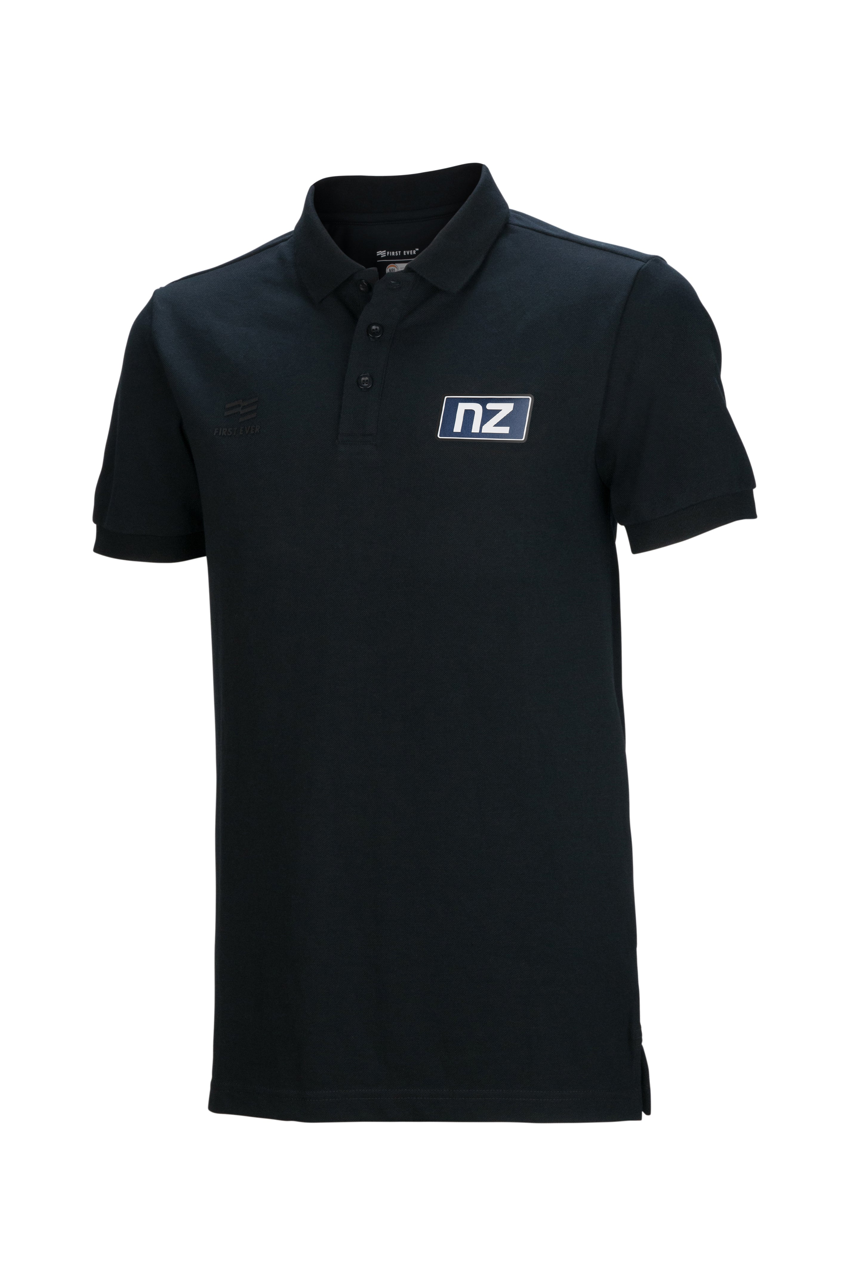 new-zealand-breakers-lifestyle-polo - Front Image