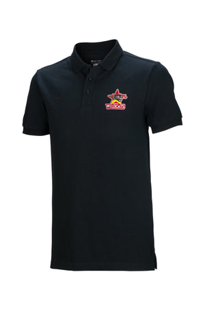 perth-wildcats-lifestyle-polo - Front Image