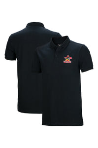 perth-wildcats-lifestyle-polo - Front and Back Image