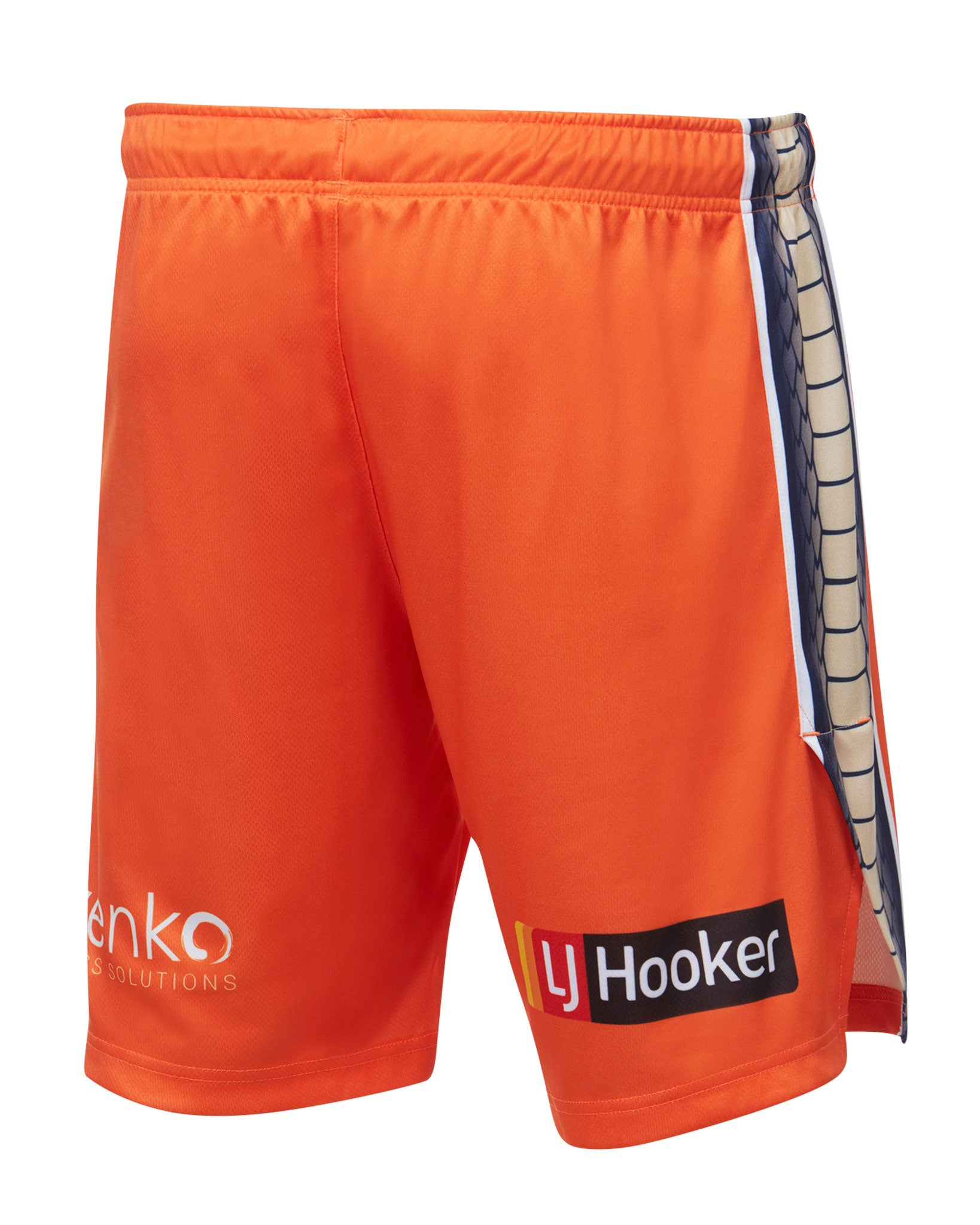 Cairns Taipans 19/20 On Court Home Shorts