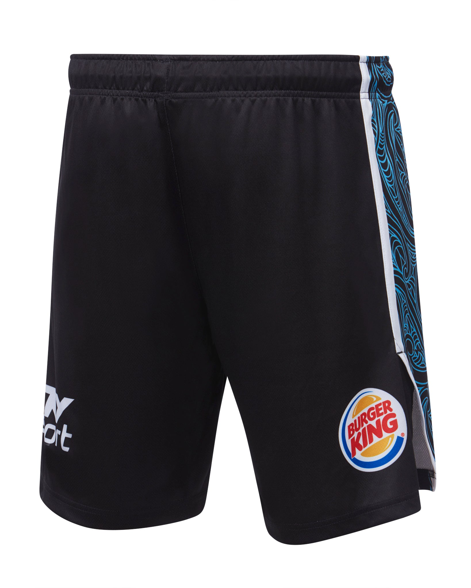 New Zealand Breakers 19/20 On Court Home Shorts