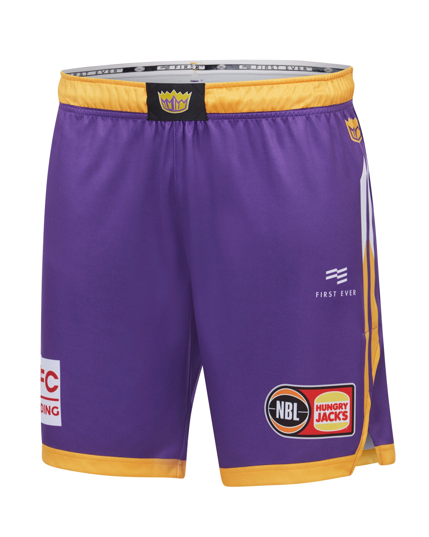 Sydney Kings 19/20 On Court Home Shorts