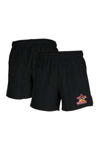 perth-wildcats-gym-shorts - Front and Back Image