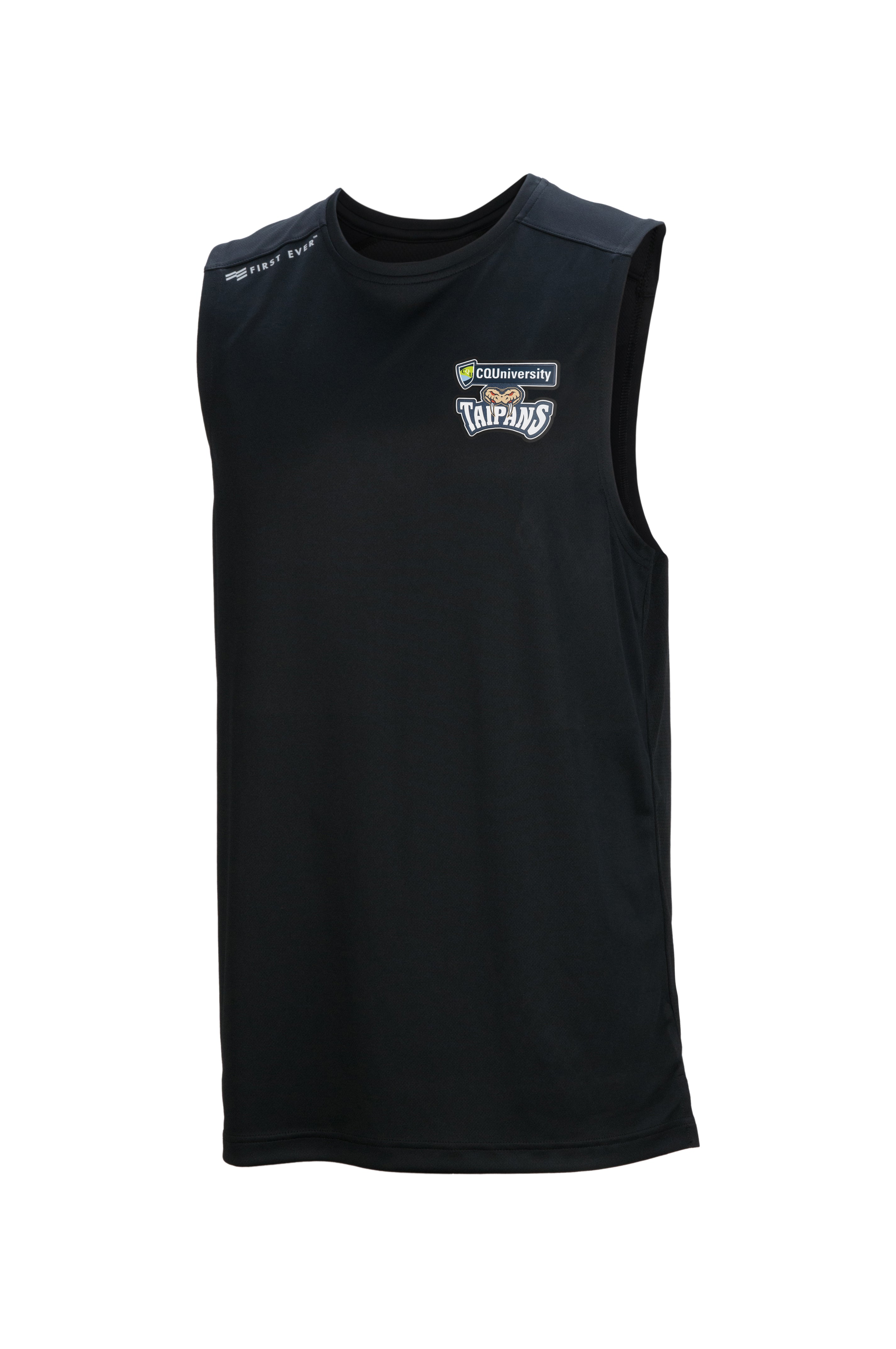 cairns-taipans-performance-tank - Front Image