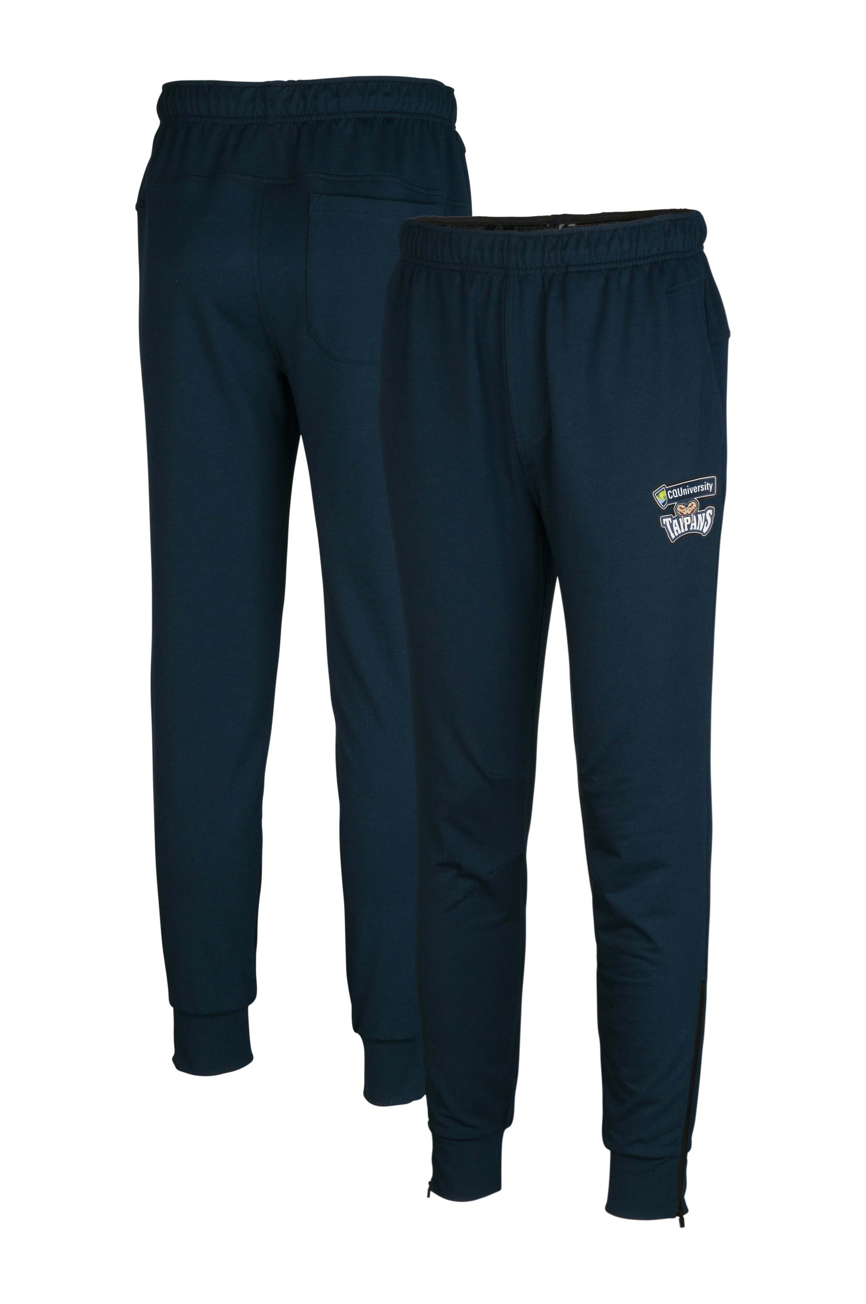 cairns-taipans-performance-trackpant - Front and Back Image